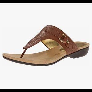 Ralph Lauren Kendra sandals size 10
